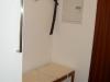 Gardrobe mit Sitzbank und Schuhablage