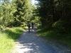 Rad Wandern auf dem Bocksberg